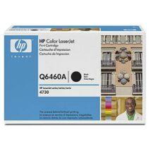 HP Q6460A (BK) eredeti toner