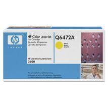 HP Q6472A (Y) eredeti toner