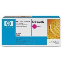 HP Q7563A (M) eredeti toner