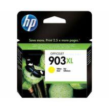 HP 903XL (T6M11AE) (Y) eredeti tintapatron