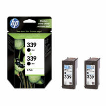 HP 339 (C9504EE) eredeti tintapatron dupla csomag