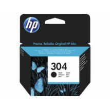 HP 304 (BK) (N9K06AE) eredeti tintapatron