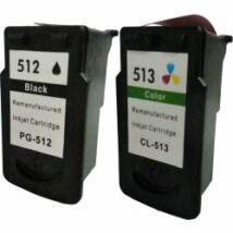 Canon PG-512/CL-513 Kompatibilis tintapatron multipack