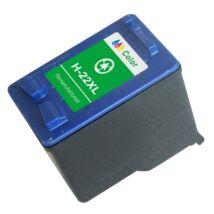 HP 22XL CMY (C9352A) kompatibilis tintapatron