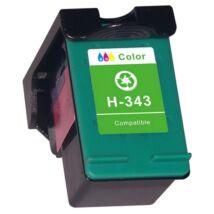 HP 343 CMY (C8766E) kompatibilis tintapatron