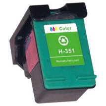 HP 351XL CMY (CB338E) kompatibilis tintapatron