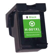 HP 901XL Bk (CC654AE) kompatibilis tintapatron
