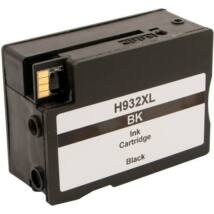 HP 932XL BK (CN053AE) kompatibilis tintapatron