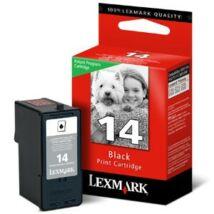 Lexmark 14 (18C2090E) eredeti tintapatron