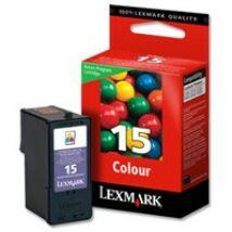 Lexmark 15 (18C2110E) eredeti tintapatron