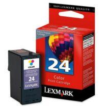 Lexmark 24 (18C1524E) eredeti tintapatron