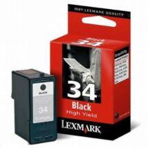 Lexmark 34 (18C0034E) eredeti tintapatron