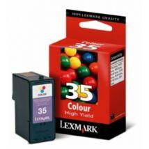 Lexmark 35 (18C0035E) eredeti tintapatron