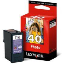 Lexmark 40 (18Y0340E) eredeti tintapatron