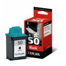 Lexmark 50 (17G0050) eredeti tintapatron