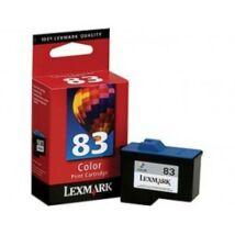 Lexmark 83 (18L0042) eredeti tintapatron