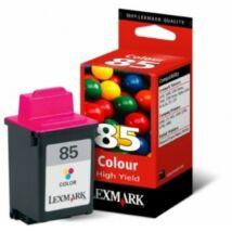 Lexmark 85 (12A1985) eredeti tintapatron