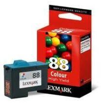Lexmark 88 (18L0000) eredeti tintapatron