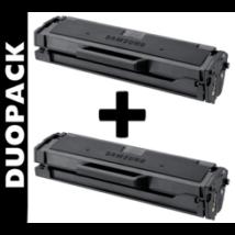 Samsung MLT-D101S [2x1,5k] kompatibilis (100% új) toner [2db] Dupla Pakk