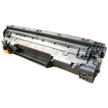 HP 85A (CB435A/436A/CE278A/285A/CRG712/713/725/726/728) [2,1k] (100% új) kompatibilis toner