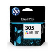 HP 305 (CMY) (3YM60AE) eredeti tintapatron