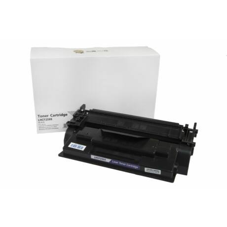 HP 59X (CF259X) [10k] kompatibilis toner [NO CHIP] Orink WhiteBox www.tinta-patron.hu