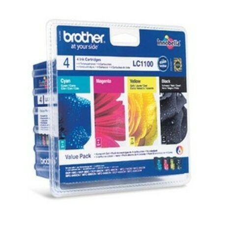 Brother LC1100HYBKCMY eredeti tintapatron csomag