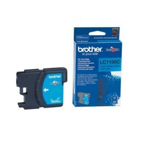 Brother LC1100HYC eredeti tintapatron