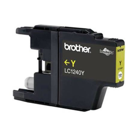 Brother LC1240Y eredeti tintapatron