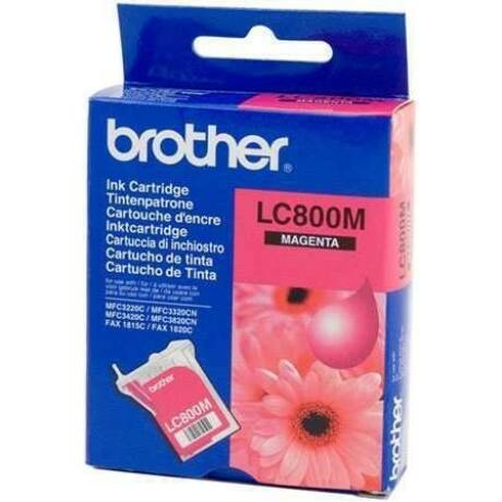 Brother LC800M eredeti tintapatron