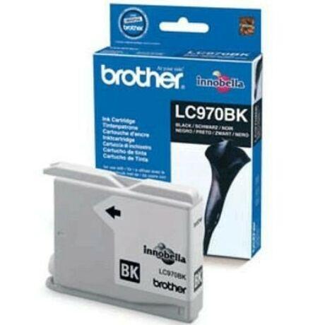 Brother LC970BK eredeti tintapatron