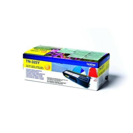 Brother TN-325Y eredeti toner