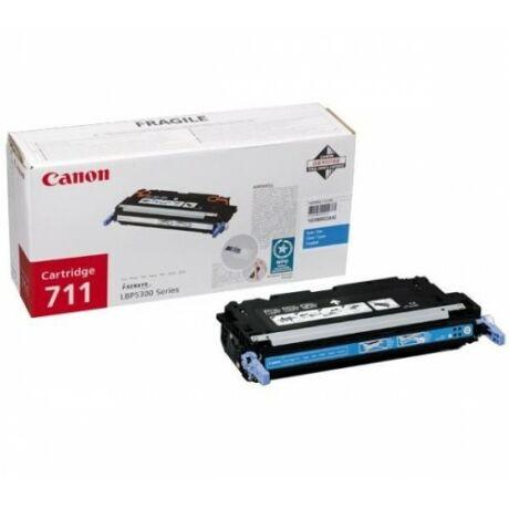 Canon CRG-711C eredeti toner