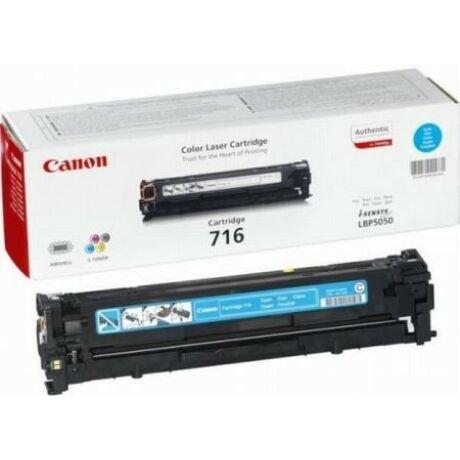 Canon CRG-716C eredeti toner