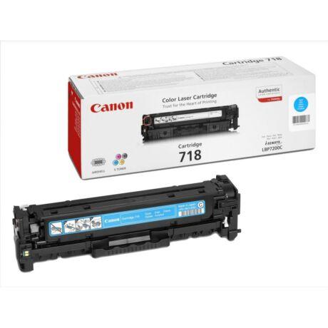 Canon CRG-718C [2,9k] eredeti toner