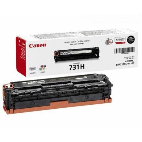 Canon CRG-731H (BK) [2,4k] eredeti toner