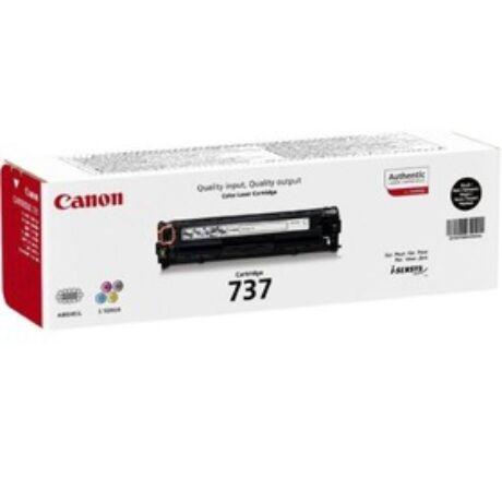Canon CRG-737 (BK) eredeti toner