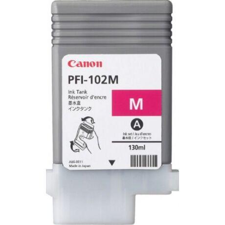 Canon PFI-102 M eredeti tintapatron
