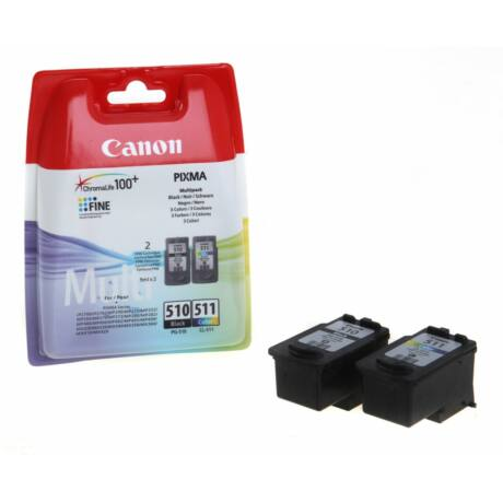 Canon PG-510/CL-511 eredeti tintapatron multipack