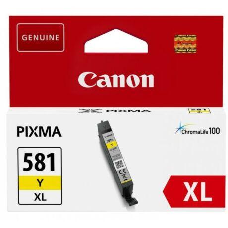 Canon CLI-581XL (Y) eredeti tintapatron