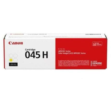Canon CRG-045H (Y) [2,2k] eredeti toner