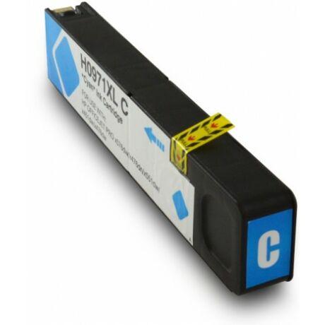 HP 971XLC (CN626AE) utángyártott tintapatron
