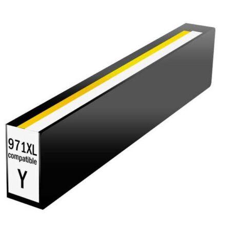 HP 971XLY (CN628AE) utángyártott tintapatron