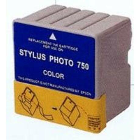 Epson 110CMY (S020110) utángyártott tintapatron