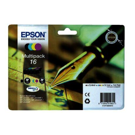 Epson 16 (T1626) eredeti tintapatron csomag