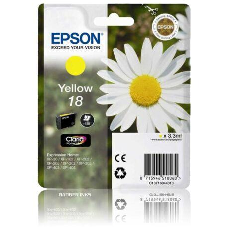 Epson 18Y (T1804) eredeti tintapatron