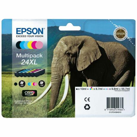 Epson 24XL (T2438) eredeti tintapatron csomag
