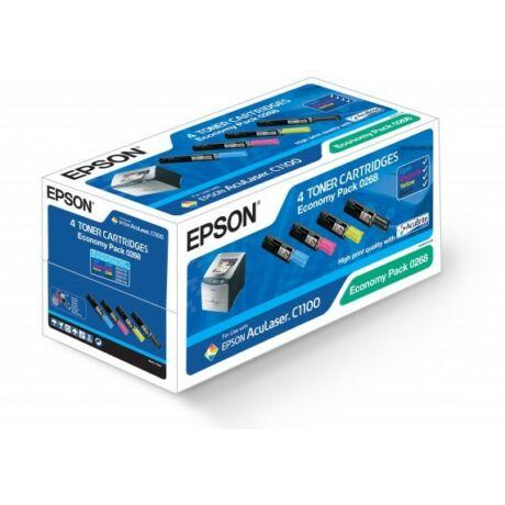 Epson C1100 (S050268) economy pack
