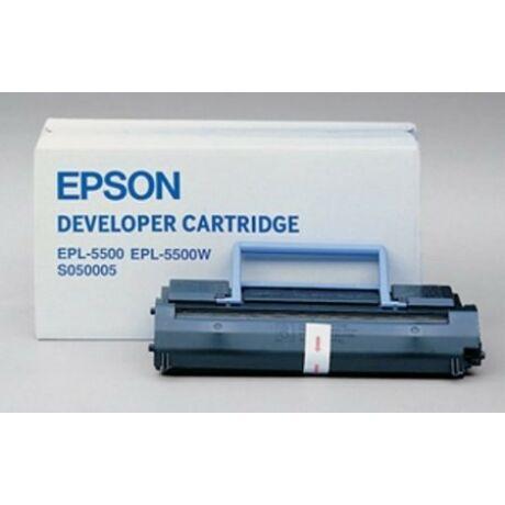Epson EPL-5500 (S050005) eredeti toner