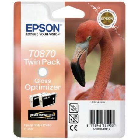 Epson T0870 eredeti tintapatron csomag